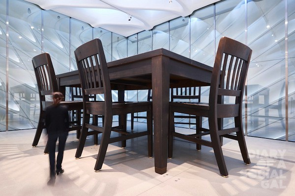 Robert Therrien's Under the Table copy