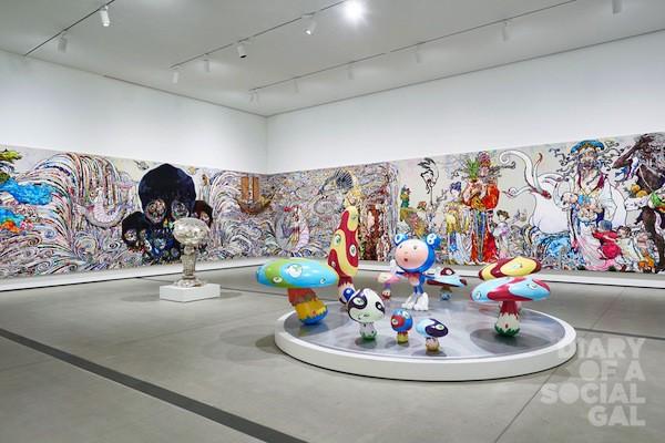 Takashi Murakami Room copy