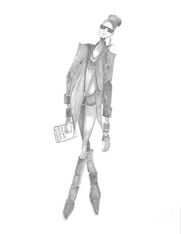 DIARYSTAS: Social Gals who like to dress.