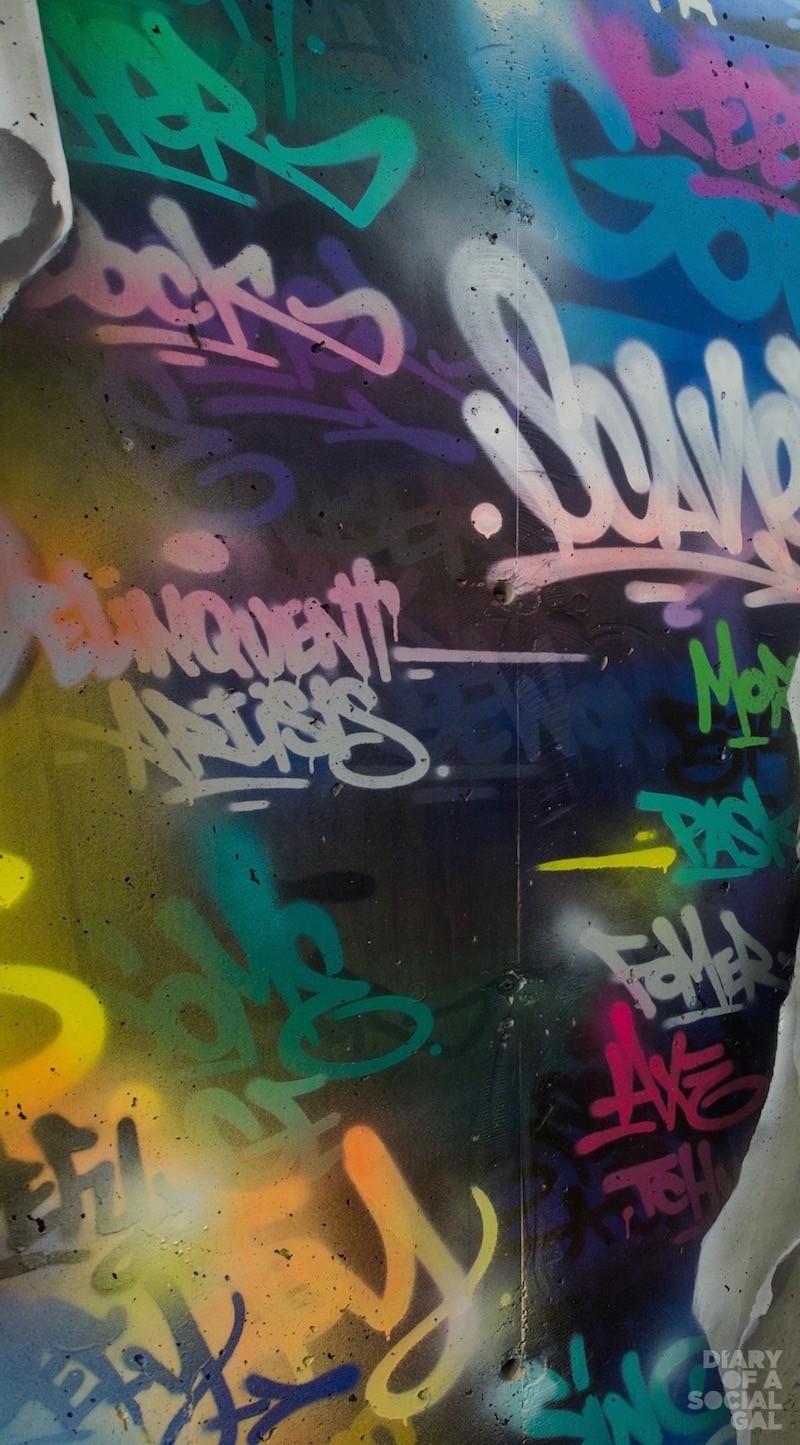 GRAFFITI GOES URBAN CHIC AT RENAISSANCE MONTREAL DOWNTOWN.