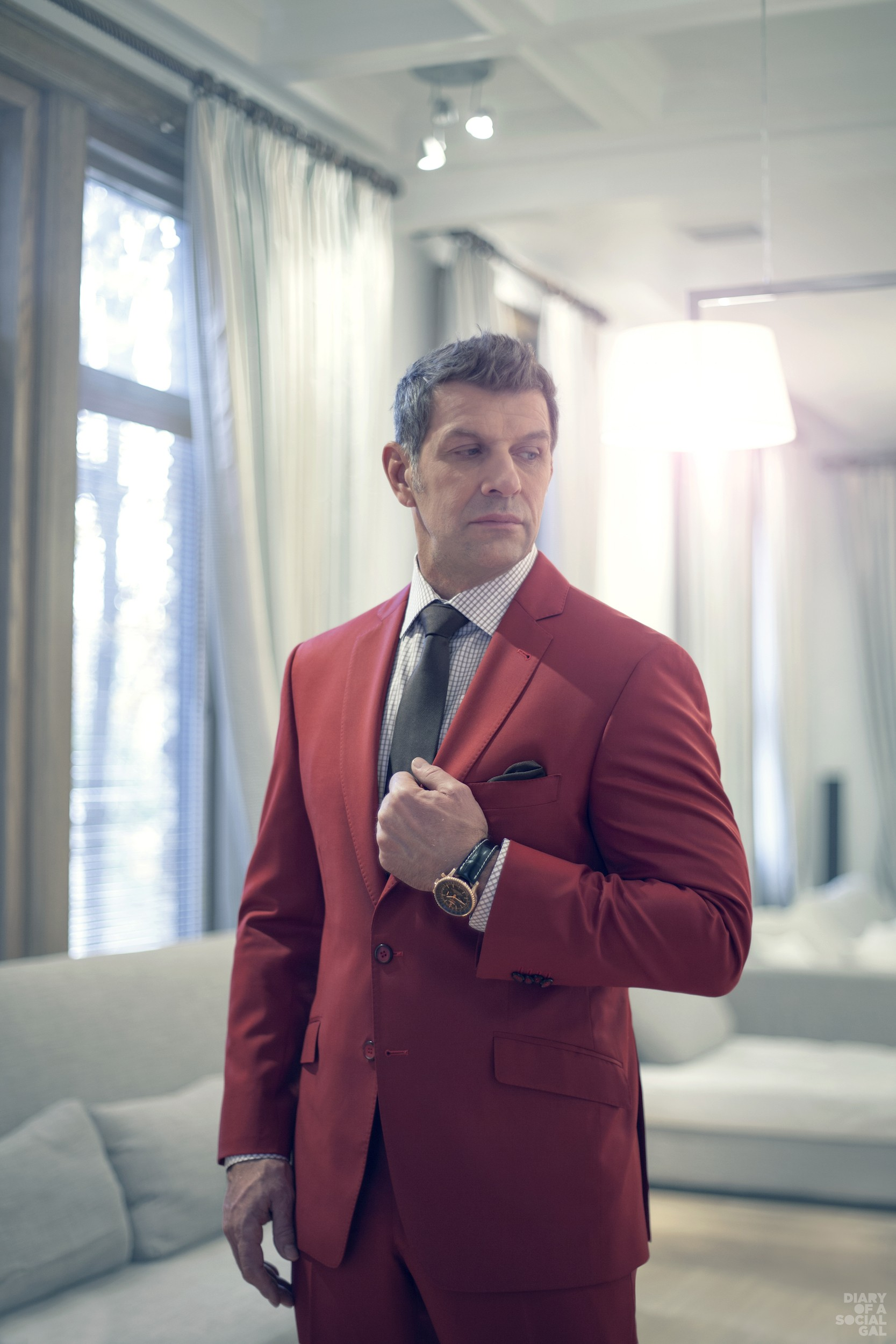 Canadiens Gm Marc Bergevin On Hockey And Style Diary Of