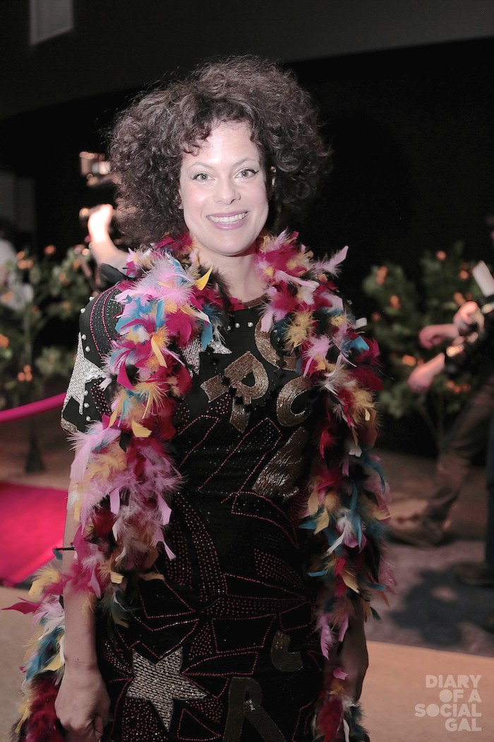COLOURFUL IN ALL THE RIGHT WAYS: RÉGINE CHASSAGNE.