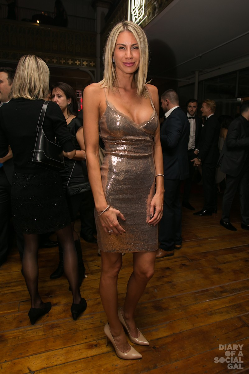 PRETTY IN PRIVE: CHRISTINA PACIOTTI in ATELIER PRIVE MTL.