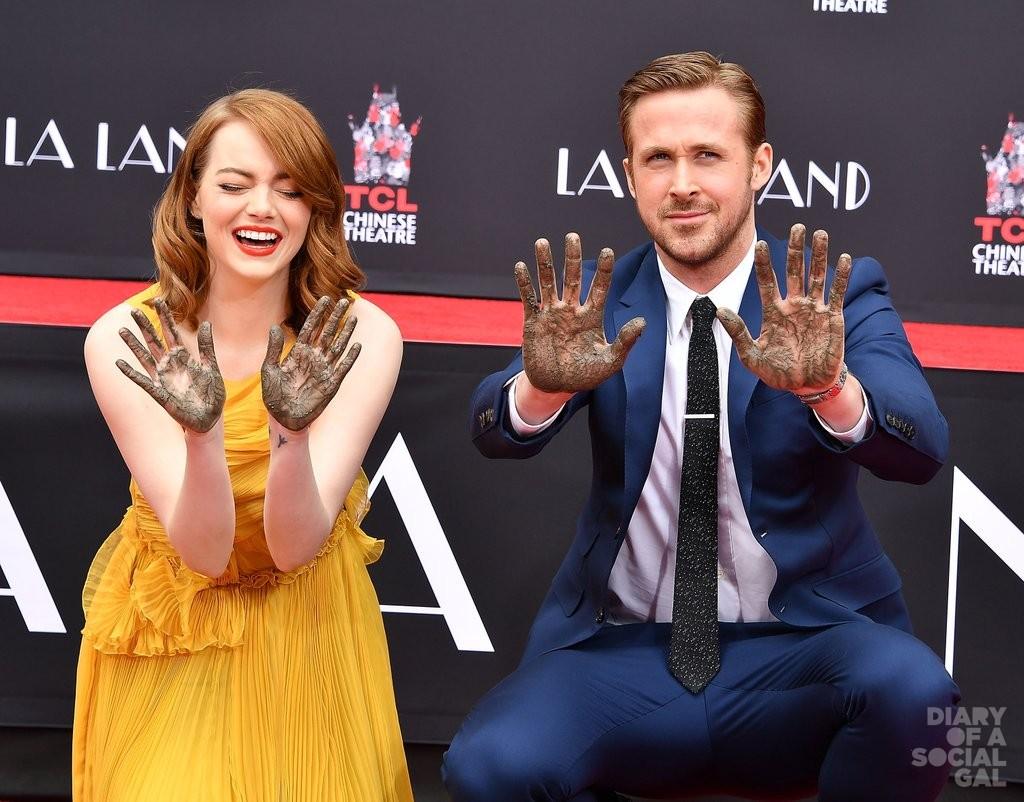 Ryan-Gosling-Emma-Stone-Hand-Footprint-Ceremony