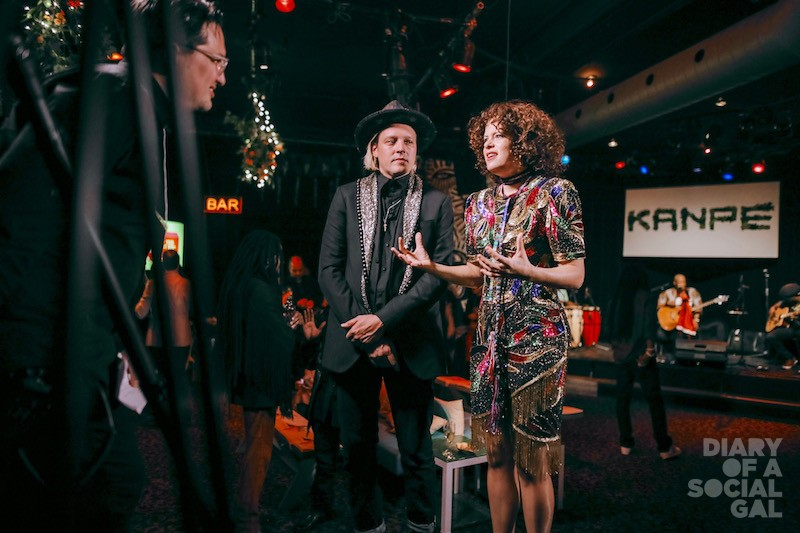KANPE KRUSADERS: Arcade Fire's WIN BUTLER and wife, KANPE co-founder and fellow band member RÉGINE CHASSAGNE, speak passionately about the foundation and Kanaval.