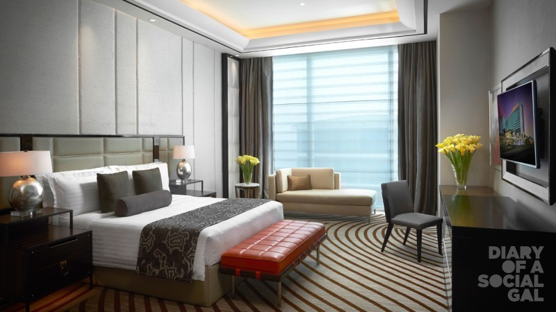 SOLAIRE RESORT AND CASINO OFFER LUXURY HIGH DESIGN STAYS.