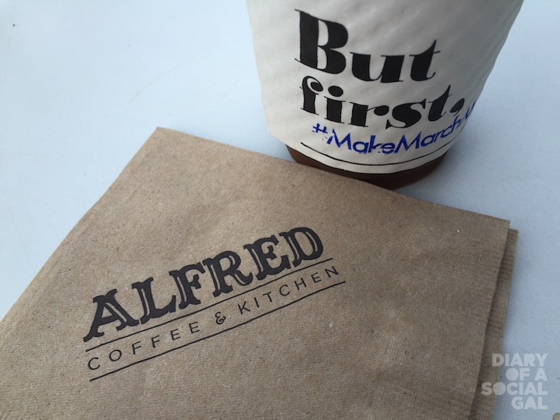 ALFRED COFFEE.
