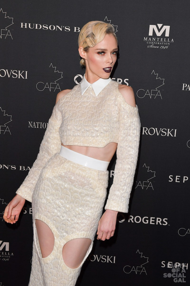 OH SO COCO: Homegrown supermodel and Diary fave, the perfect COCO ROCHA.