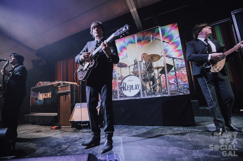 SUPERSTAR TRIBUTE BAND, REPLAY – THE BEATLES TRIBUTE.