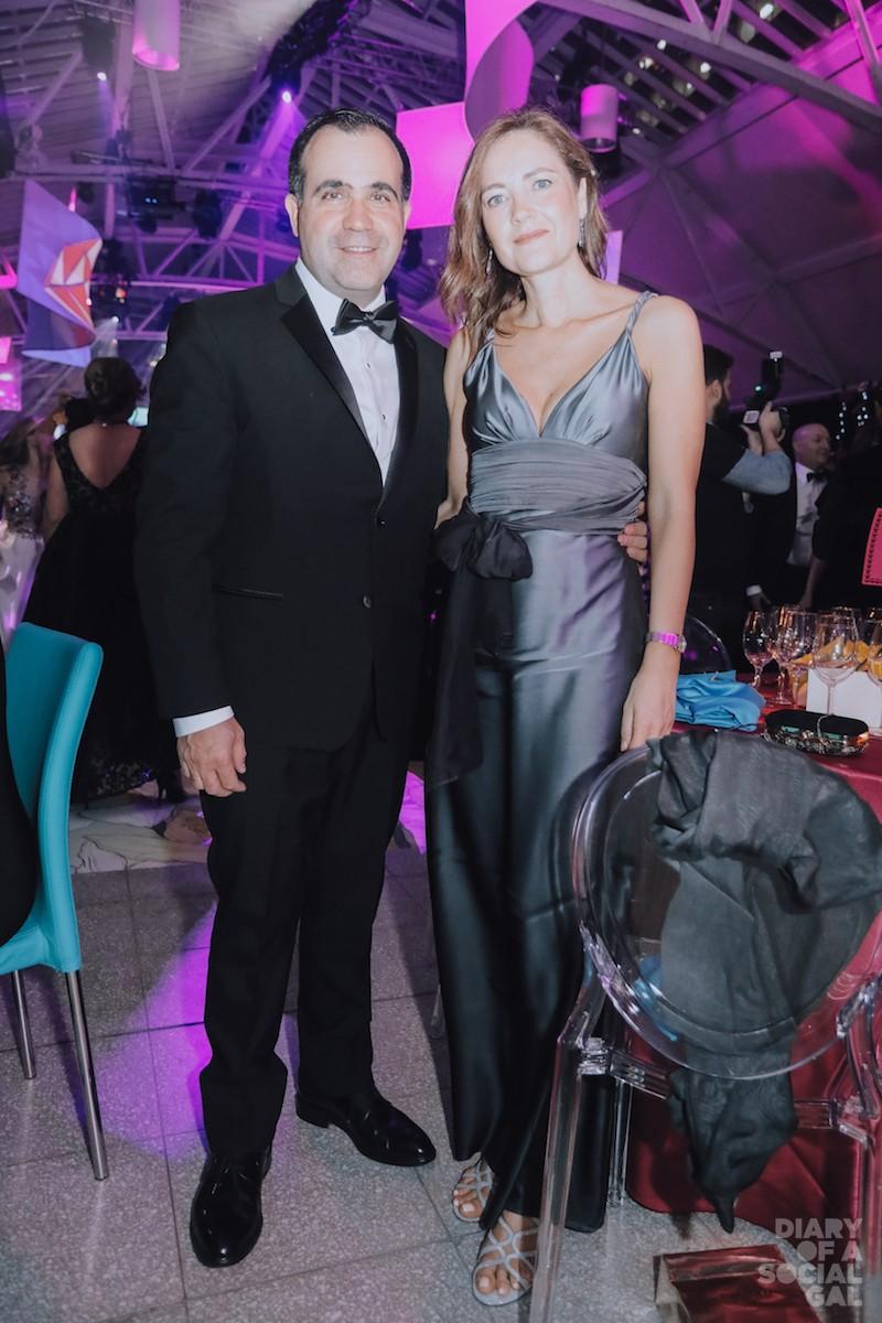 RIO TINTO RADIATES: Rio Tinto tops ALFRED BARRIOS and wife ELENA BARRIOS.