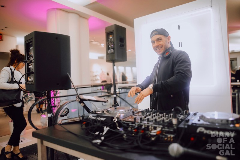 BEAT MASTER: Famed DJ / entrepreneur THOMAS H.
