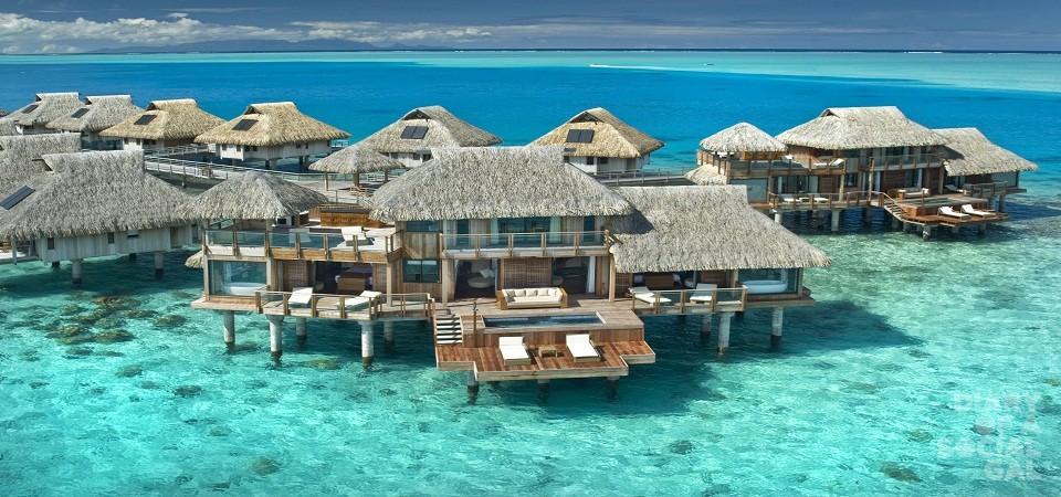 Bora Bora Lagoon Resort.