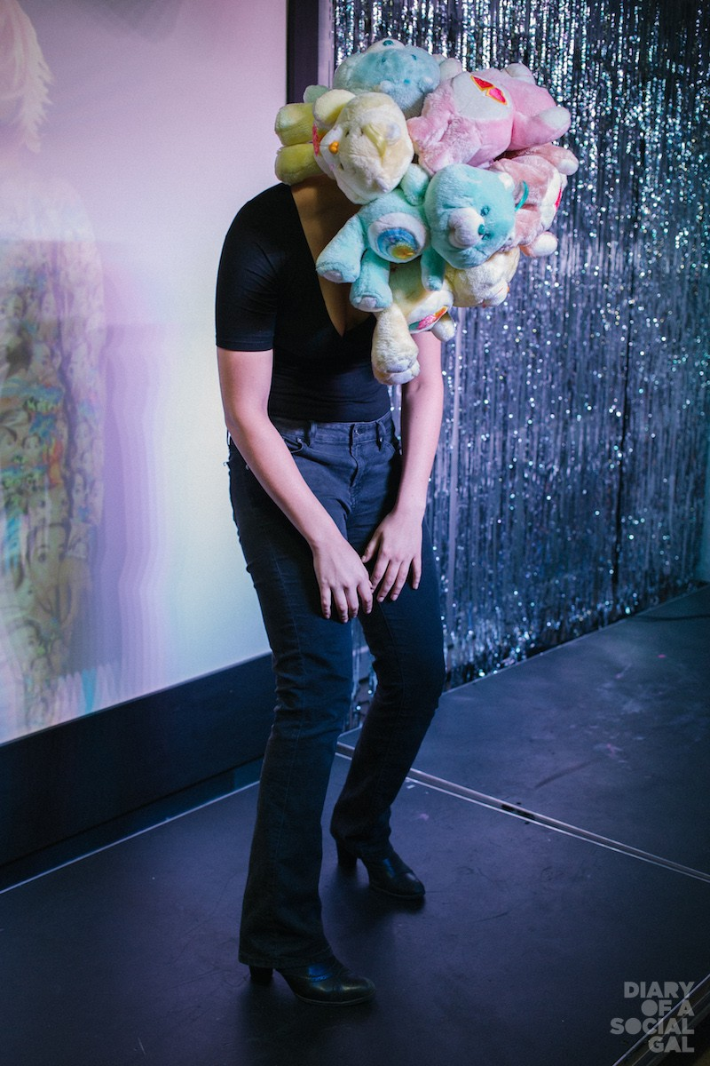 TEDDY TALK: Care Bears are the focus in 2 CARE BERRICA by EMMA MORRIS.
