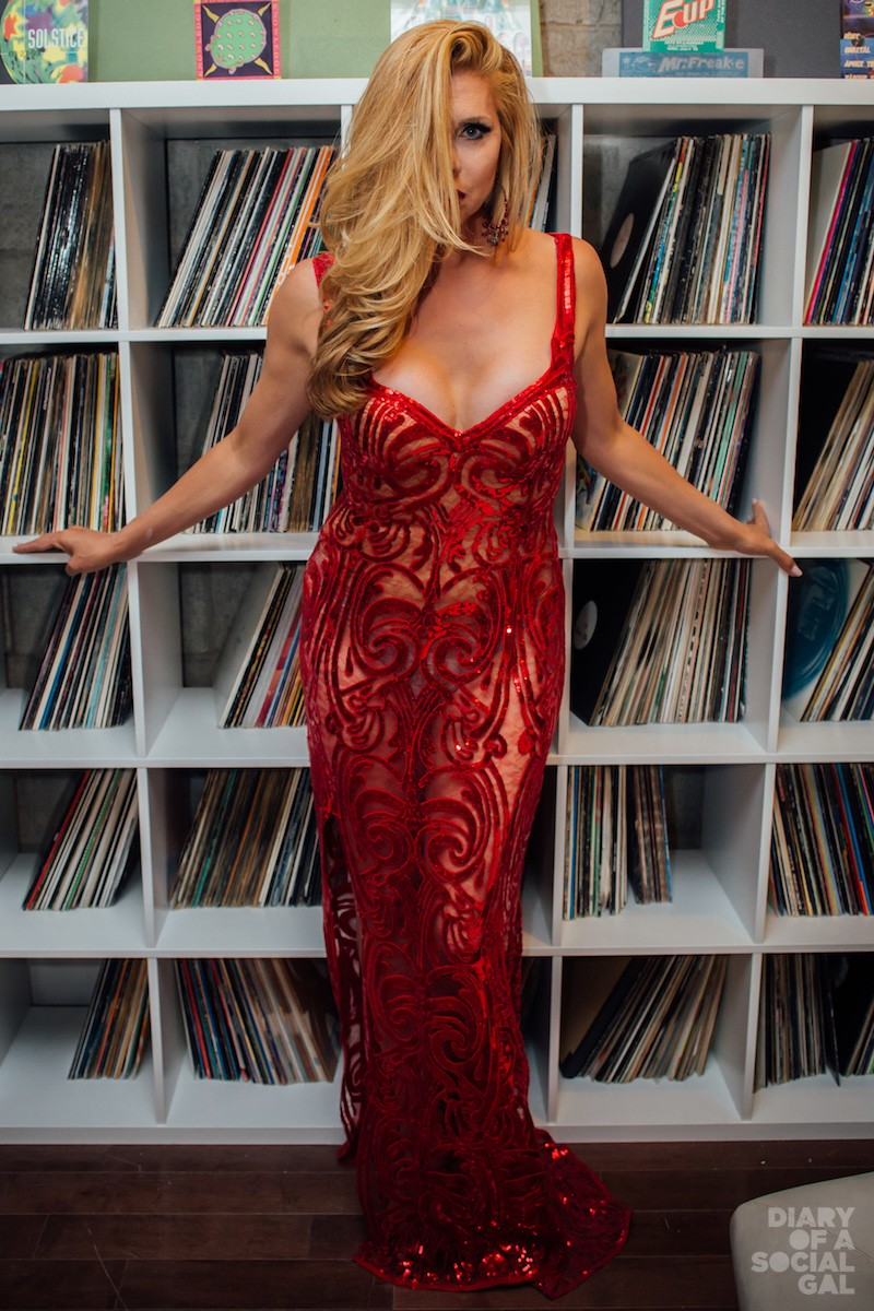 CANDIS BTS: Host / featured performer   CANDIS CAYNE.