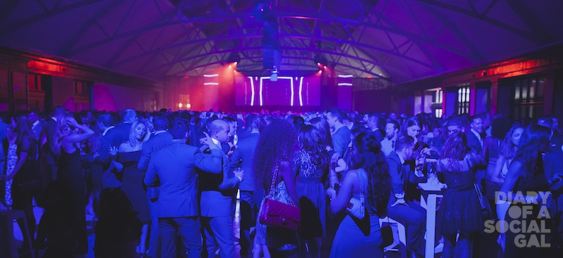 THAT KIND OF PARTY: Over 1500 young professionals unite for the annual Ball.