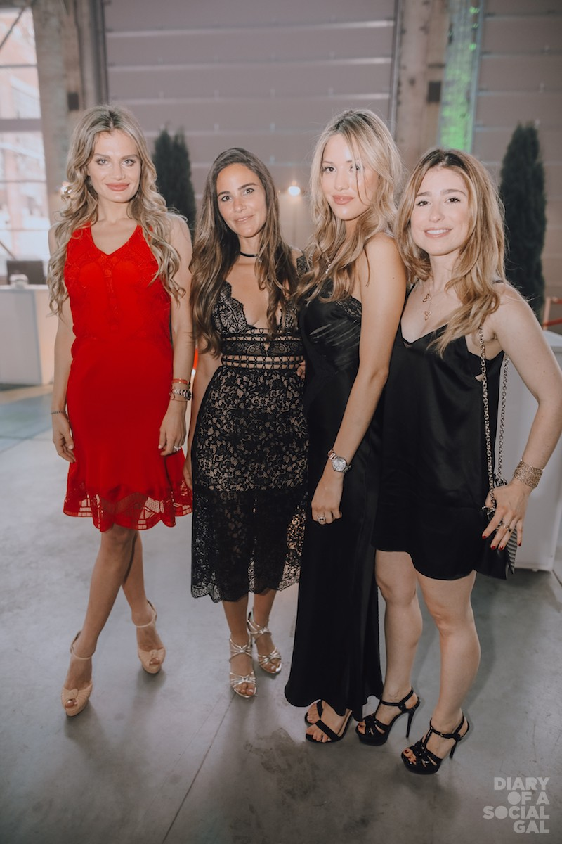 TOO HOT FOR THIS SITE: ANNA GALCHENYUK, LIVIA DAYAN, BRITTANY SHILLER, SARAH WELCH.