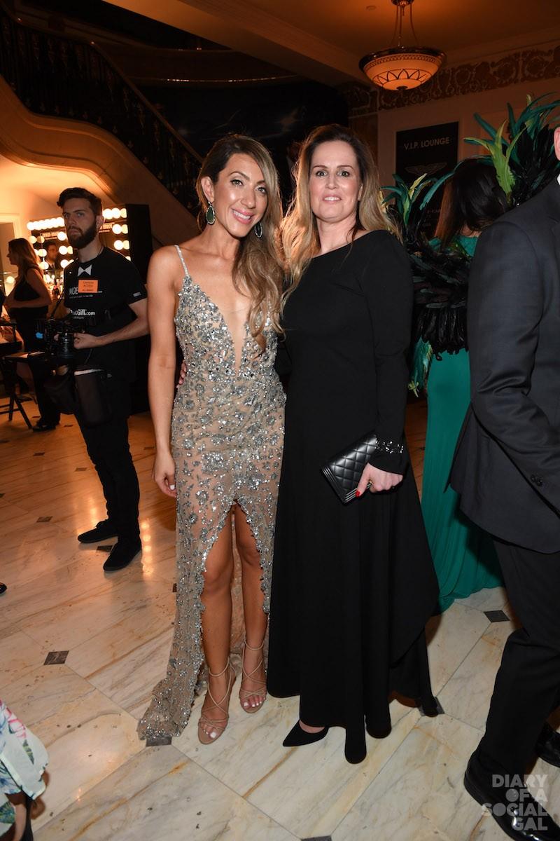 WITH THE GURU: Ritz Montreal PR pro KATIA PICCOLO, skin guru to stars like Orah, Michelle Obama   JENNIFER BRODEUR.