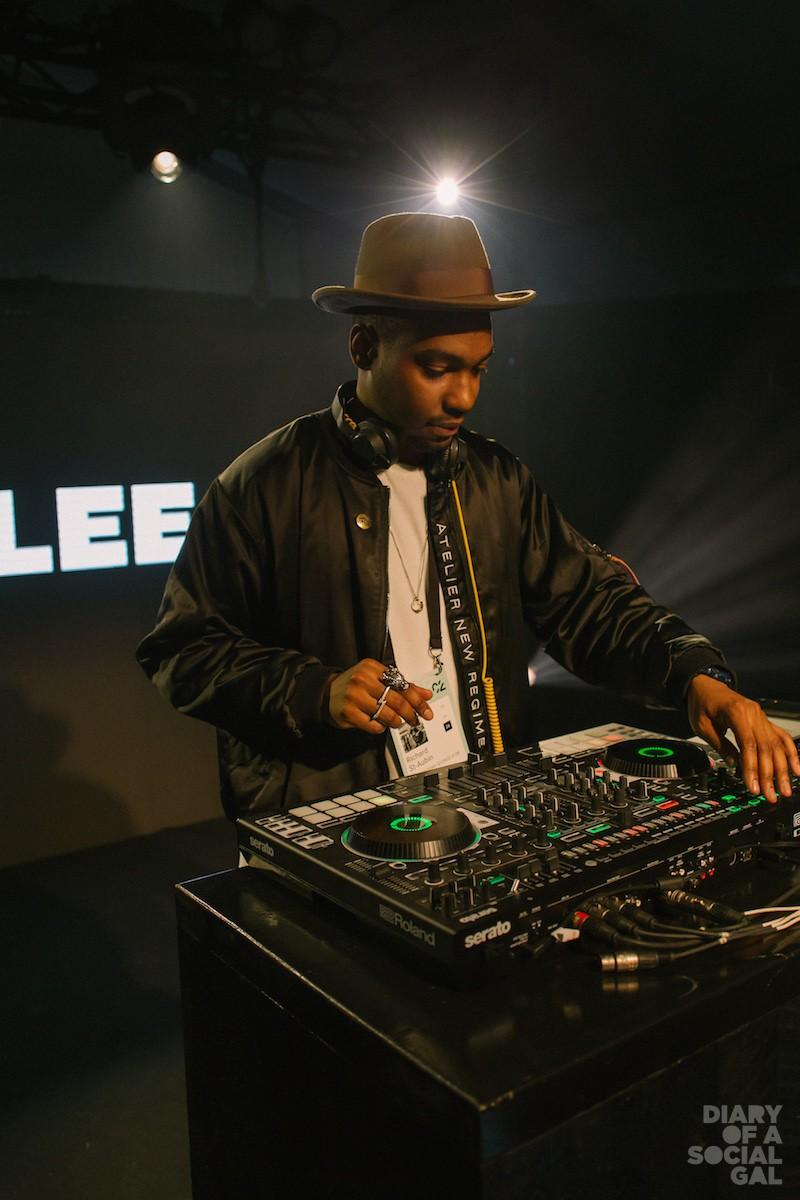 DJ TAKES CONTROL.