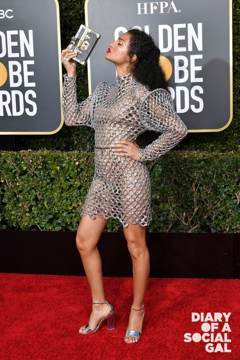 Golden Globes Red Carpet 2018 Diary Of A Social Gal